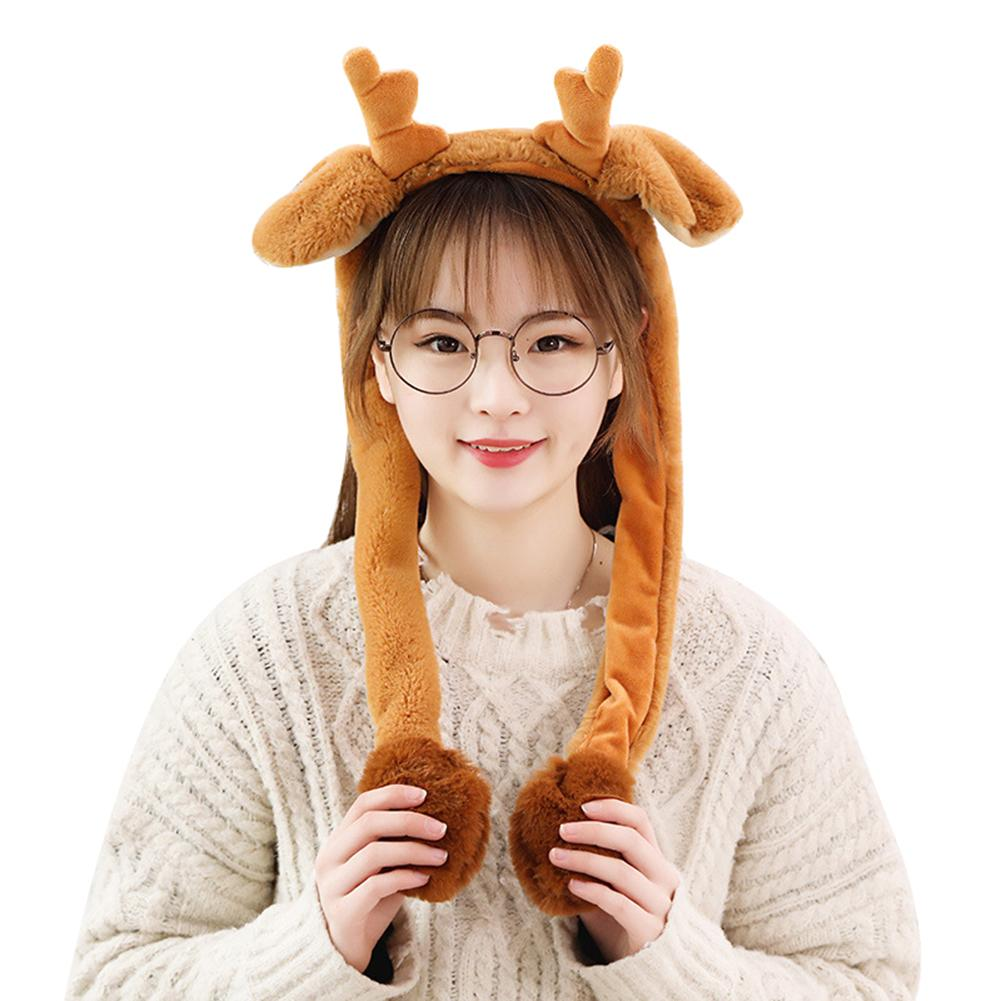 Shaking The Same Paragraph, Pinching The Ears, Moving The Hat, Rabbit Ears, Cute Deer, Puppy, Kitten,  Cap