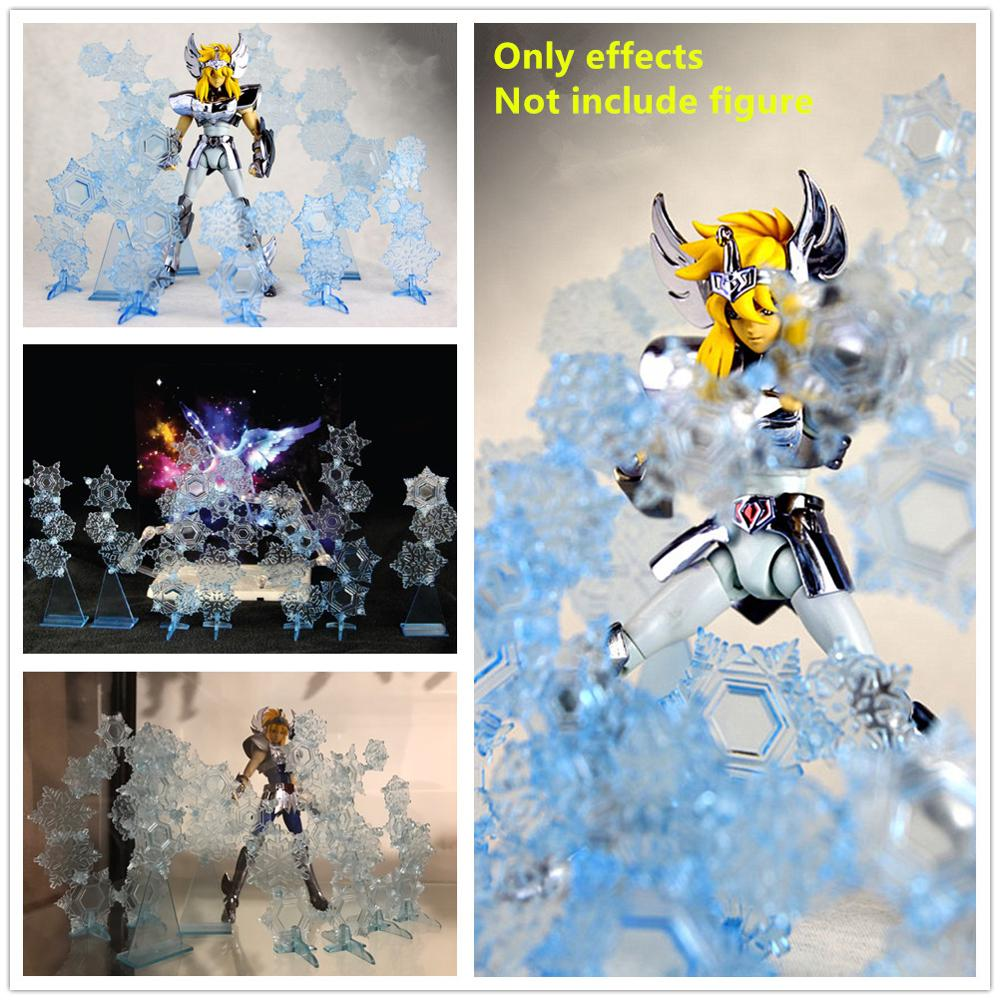 <font><b>Saint</b></font> <font><b>Seiya</b></font> <font><b>Cloth</b></font> <font><b>Myth</b></font> Diamond Dust Special effect for EX Cygnus Hyoga <font><b>Aquarius</b></font> Camus S005* image