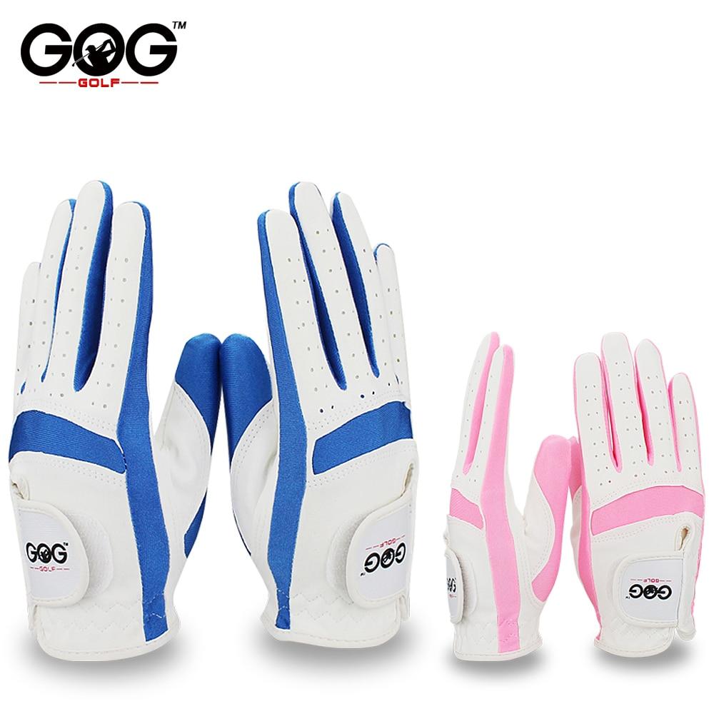 1 пара, детские перчатки для гольфа
