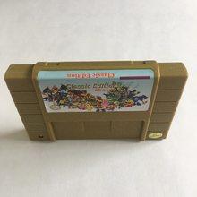 Super 68 in1 snes eua ntsc cartão de jogo snes 16 bit com função salvar frete grátis