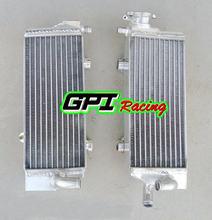 PARA KTM 125/200/250/300 SX/EXC/MXC 2008-2014 14 2008 2009 2010 2011 2012 2013 Radiador De Alumínio