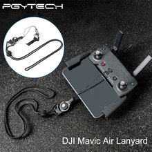 PGYTECH Remote Controller Clasp for DJI Mavic Air Length of the Lanyard is Adjustable Neck Sling  Quadcopter Drone Accessories quadcopter dji drone mavic air combo quadcopter with remote controller arctic white max flight bundle