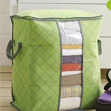 Сумки для хранения Складная Коробка шкаф Органайзер одеял кабина