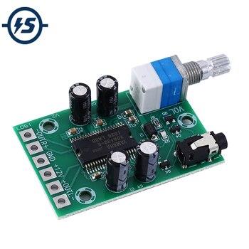 Módulo amplificador Digital estéreo 10W + 10W 8ohm Clase D AMPLIFICADOR DE POTENCIA CC 12V YDA138-E