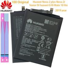 Hua Wei Original Replacement Phone Battery HB356687ECW For Huawei Nova 2 plus 2i honor 9i huawei G10 Mate 10 lite 3340mAh