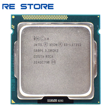 משמש Intel Xeon E3 1270 V2 מעבד 3.5GHz LGA1155 8MB Quad Core מעבד SR0P6