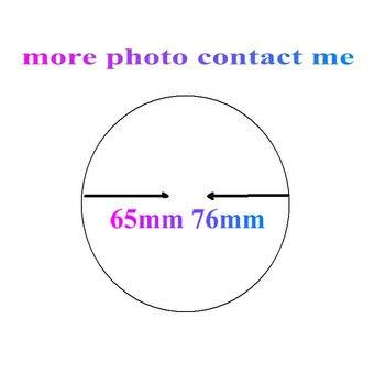 65mm 76mm wheel covers center hub caps for Porsche macan cayenne cayman etc. auto sticker hubcaps  cap 4pcs