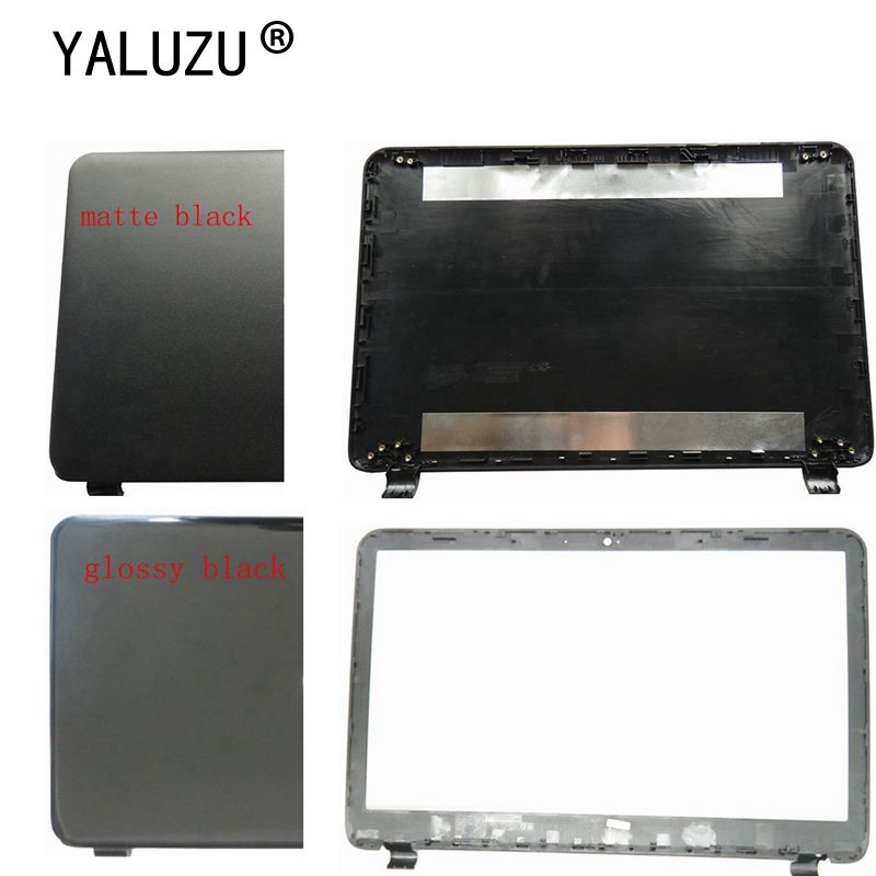 YALUZU <font><b>HP</b></font> 15-G 15-R 15-T 15-H 15-Z 15-<font><b>250</b></font> 15-R221TX 15-G010DX <font><b>250</b></font> <font><b>G3</b></font> 255 <font><b>G3</b></font> laptop <font><b>top</b></font> LCD monitor front and rear <font><b>cover</b></font> image
