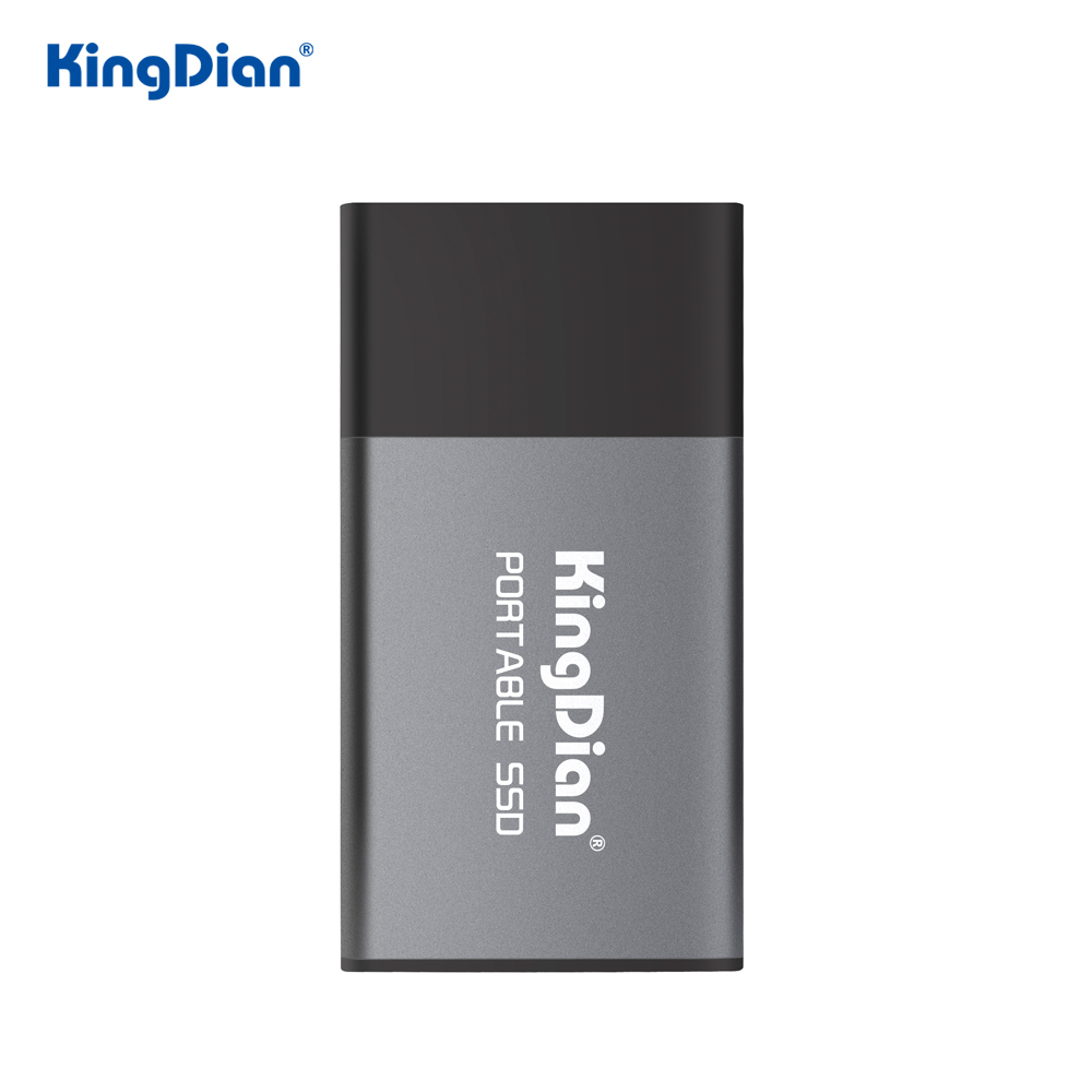 KingDian SSD 1TB External Hard Drive 120gb 250gb Protable SSD 500gb External Solid State Drives Hdd For Laptop