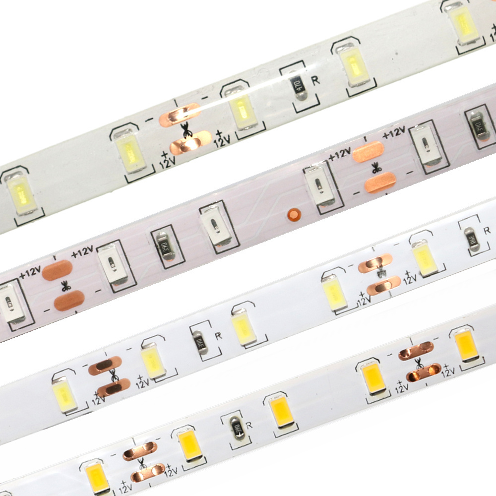 5m Super Bright SMD 5630 LED Strip Flexible Light DC 12V Non-Waterproof Led 5730 Smd Bar Rope Indoor Decoration Tape Lamp