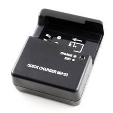Chargeur de batterie pour appareil photo Nikon, MH-23 MH 23 MH23 EN-EL9 EN-EL9a EL9 EL9A EN ENEL9 ENEL9a D40 D40x D60 D5000 D3000