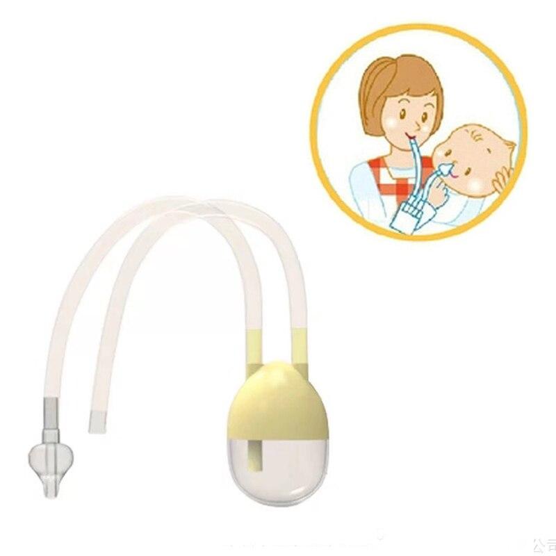 Newborn Baby Safety Nose Cleaner Vacuum Suction Nasal Snot Nose Cleaner Baby Care newborn Nose Cleaner Kids Toys For Children
