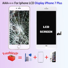 100%New Lcd-Display Replacement Touch-Screen iPhone5 for 5S 6 7 8 6s-Plus 3D Glass--Tool