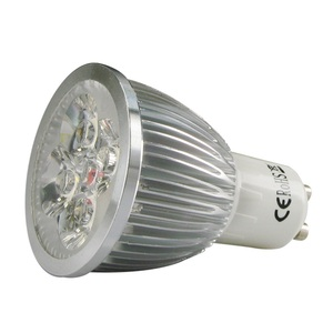 10pcs GU10 4W High Power LED Spot Light Bulbs Warm White Inventory Clearance