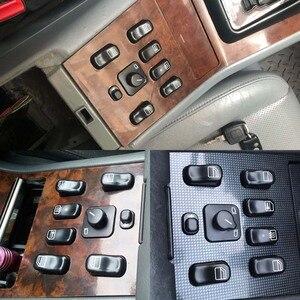 Image 3 - Электрический выключатель стеклоподъемника для Mercedes Benz W163 ML320 ML400 ML430 ML500 1998 2005 A1638206610 1638206610 новый главный выключатель