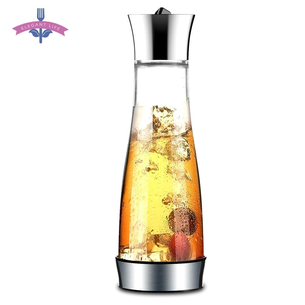 Coffee Maker Pot Mocha Cold Brew Cafetera Filter Coffee Pot Leakproof Thick Glass Tea Infuser Percolator Tool Espresso Maker RU