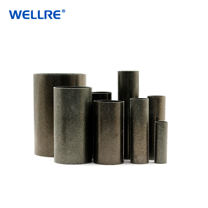 Mica tube insultion sleeve for heating element