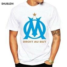 Men T shirt Olympique De Marseille Logo