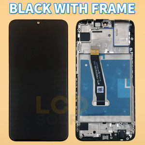 """Image 3 - 6.21"""" For Huawei P Smart 2019 LCD Display 10 Touch + Frame Touch Screen Digiziter Assembly For POT LX1 L21 LX3 Replace"""