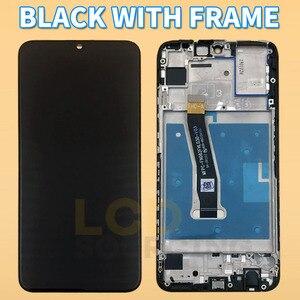 "Image 3 - 6.21 ""สำหรับHuawei P 2019จอแสดงผลLCD 10 Touch + กรอบหน้าจอสัมผัสแท่นพิมพ์สำหรับPOT LX1 l21 LX3เปลี่ยน"