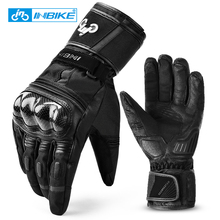 Inbike-winter thermal glove for men