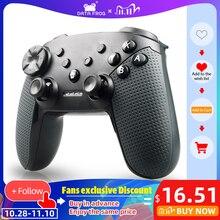 DATA FROG mando inalámbrico con Bluetooth para Nintendo Switch, mando para PC