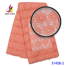 High Quality Cord Lace Guipure Lace For Sale Peach Color Chemical Water Soluble Guipure Stones Rhinestone High Quality 2020 guipure lace splicing openwork blouse