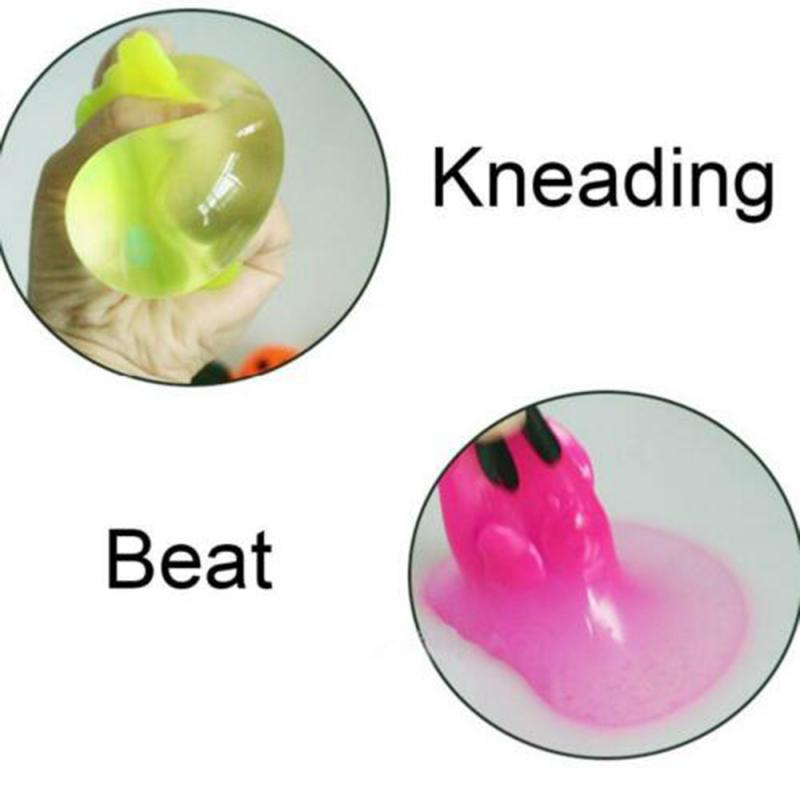 Vent-Toy Fidget Jello Pig Water-Pig-Ball Squishy Antistress Splat Sticky-Pig Relief Funny Gift img4