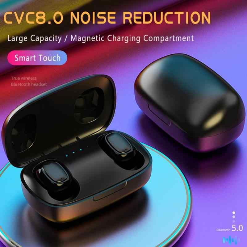 Bezprzewodowe słuchawki Mini HiFi sportowe bezprzewodowy