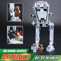 DHL 05066 Star Series The Wars Legoingly 75153 Rogue One ATST Walker Model Building Blocks Bricks Kids Christmas Toy as Gifts