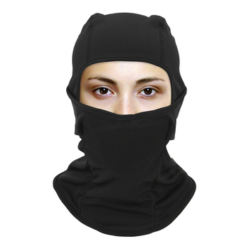 FORAUTO Motorcycle Face Mask Full Face and Neck Thin Soft Breathable Mask for Moto Bicycle Cycling Outdoor Sports Balaclava Hood