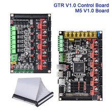 BIGTREETECH GTR V1.0 płyta sterowania M5 V1.0 karta rozszerzenia 3D części drukarki SKR V1.4 PRO 32 Bit płytka drukowana TMC2209 UART TMC5160