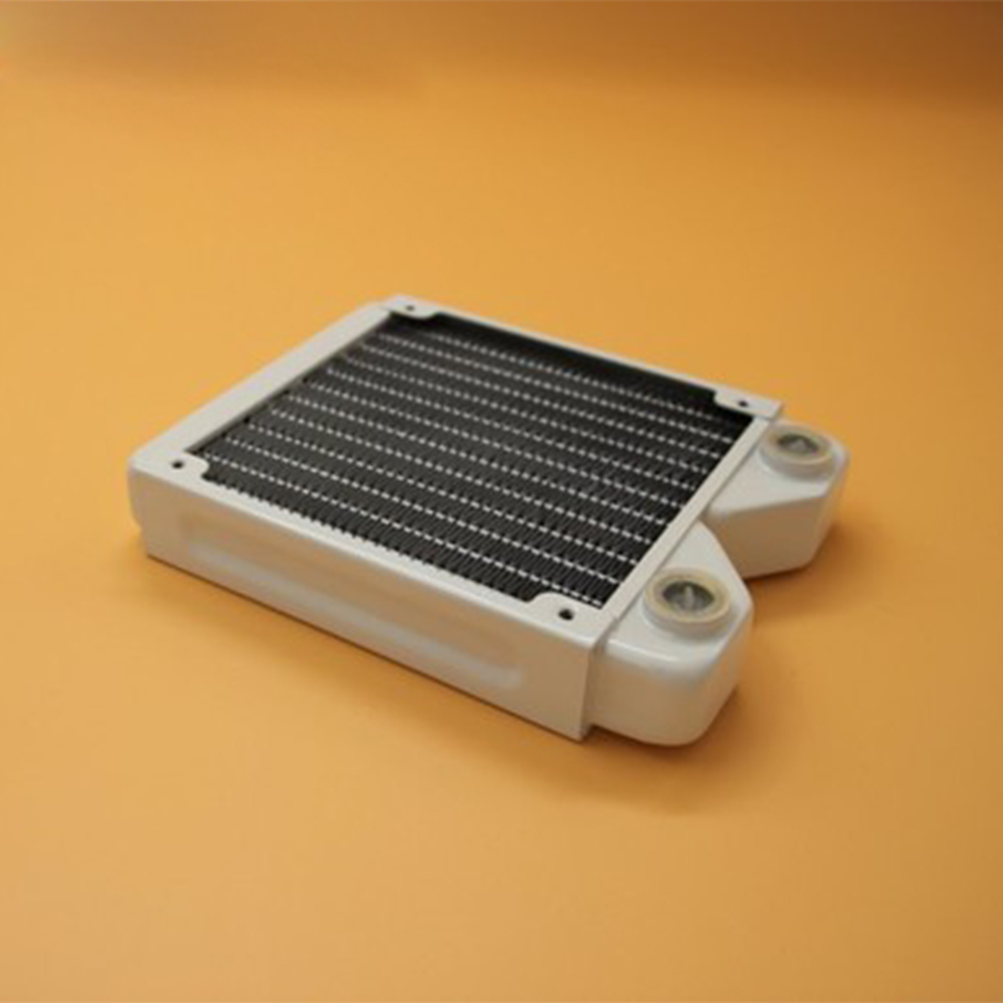 153 X 120 X 27mm Pure Copper Heat Exchanger Radiator For Computer Programming Accessories