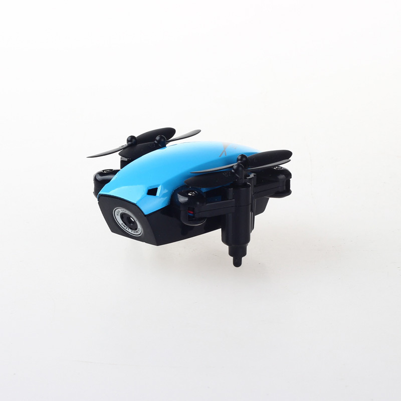 Mini Folding Quadcopter S9wifi Version Stack Unmanned Aerial Vehicle Drop-resistant Drone Handheld Children Remote Control Aircr
