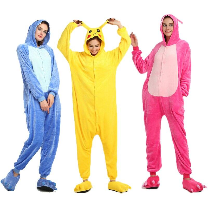 Women Men Adult Animal Pajamas Penguin Onesie0 Kigurumi Animal Cosplay Costumes