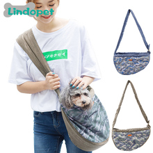 Small Animal Dog Carrier Pet Carrier Cat Puppy  Sling Front Mesh Travel Tote Shoulder Bag Backpack Dog Accessories