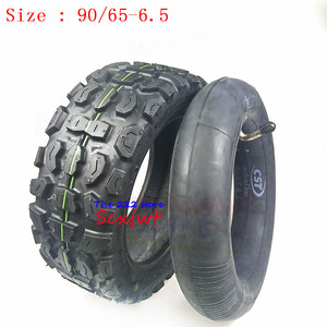 Image 4 - 11 inch 90/65 6.5 city Road Off road Tire Inflatable Tubeless Tyre for Dualtron Thunder Electric Scooter Speedual Plus Zero 11X