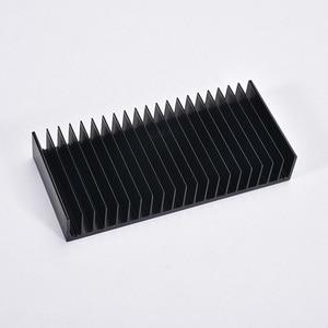 Image 2 - 1pcs Aluminum Heatsink Heat Sink Radiator Cooling Fin DIY Cooler 184*84*30MM for Amplifier audio
