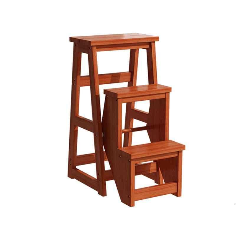 De Escalon Para katlanır mutfak Taburete Plegable Cocina Banco Escalera Echelle Bois Merdiven Merdiven sandalye Escabeau adım dışkı