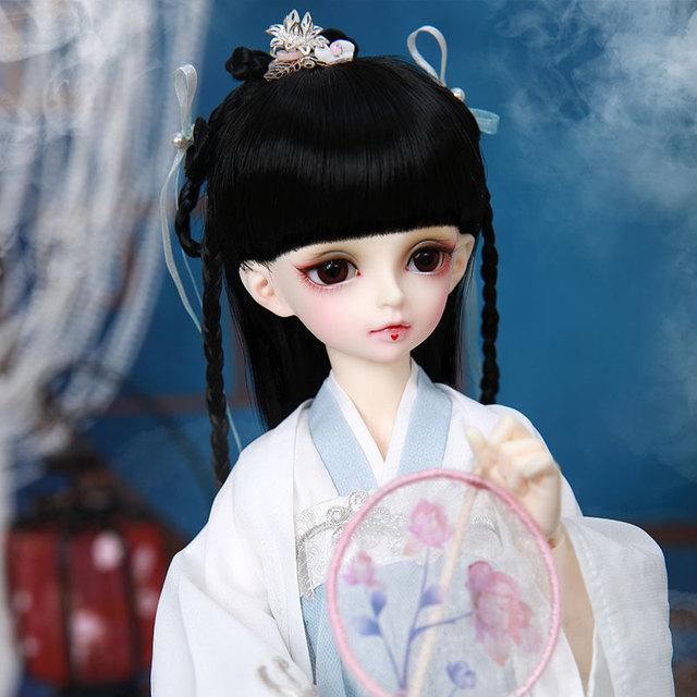 CP Fairyland Minifee Rin Basic bjd sd doll 1/4 Body Model Baby Girls Boys Dolls eyes High Quality Toys Shop Luodoll