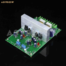 L15DX2 IRS2092 IRFI4019H Class D Digital power amplifier finished board Dual channel IRAUDAMP7S 125W 500W