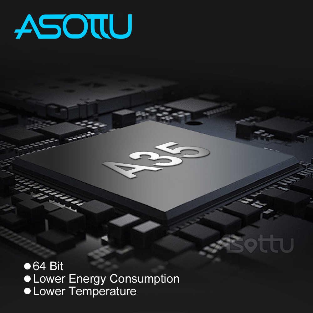Asottu CXSDF9081 PX30 الروبوت 9.0 مشغل أسطوانات للسيارة لشركة هيونداي سانتا Fe 2018 2019 مشغل أسطوانات للسيارة gps والملاحة raido ل مشغل فيديو 1