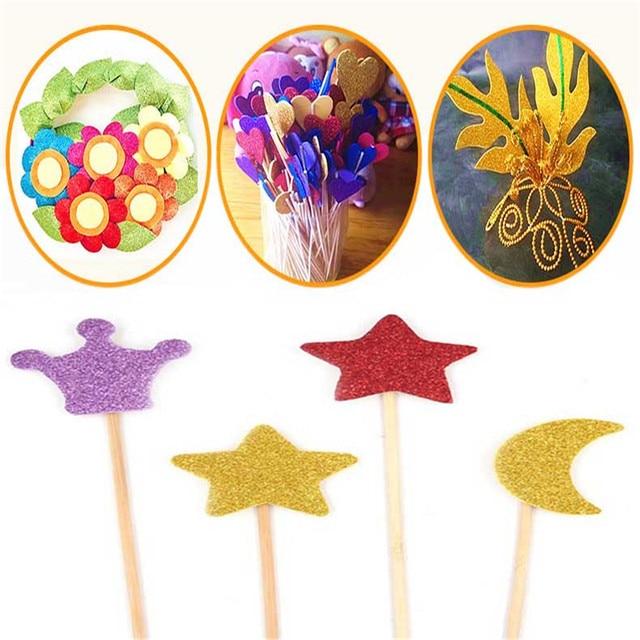 /étoiles en Mousse paillet/ée,Feuilles No/ël Autocollants,Autocollants De Noe,l Gommettes No/ël,/Étiquettes de No/ël,No/ël Auto-Adh/ésives,Vacances Cadeau Autocollants,Stickers for Kids