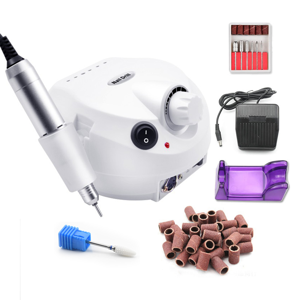 Профессиональный электрический аппарат для маникюра и педикюра