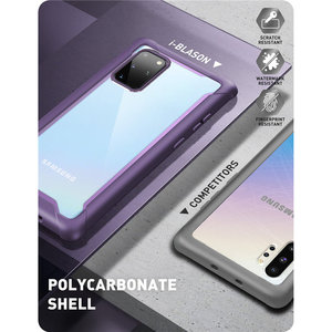 Image 4 - Funda para Samsung Galaxy S20 Plus/S20 Plus 5G, 2020, carcasa transparente resistente de cuerpo completo sin Protector de pantalla incorporado