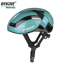 Bicycle Helmet PMT Ultralight Road-Racing Safety Women Integrally-Molded MTB Breathable