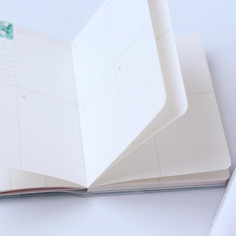 agenda planner weekly diary notebook kawaii Cat cute cahier dokibook bullet travel journal cuaderno libreta journal sketchbook