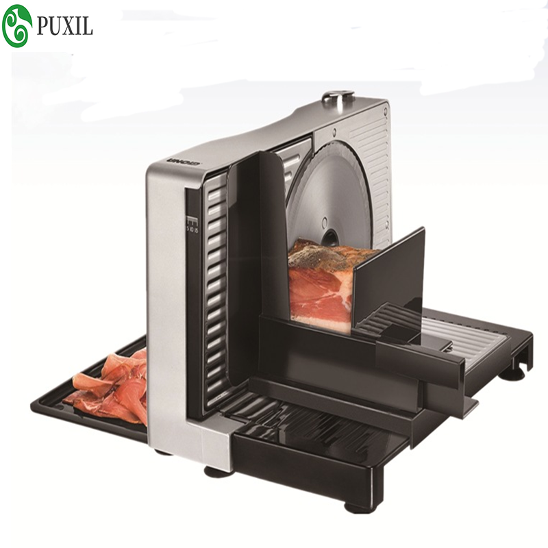 Commercial / Domestic Semi-automatic Meat Slicer, Electric, Lamb Rolls, Meat Slicer, Sausage And Vegetable Slicer