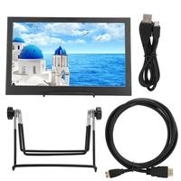 lcd monitor small 14 Inch Portable Slim Monitor 16:9 1366x768 HD TFT Display with Double Mini HDMI for PS4 lcd monitor