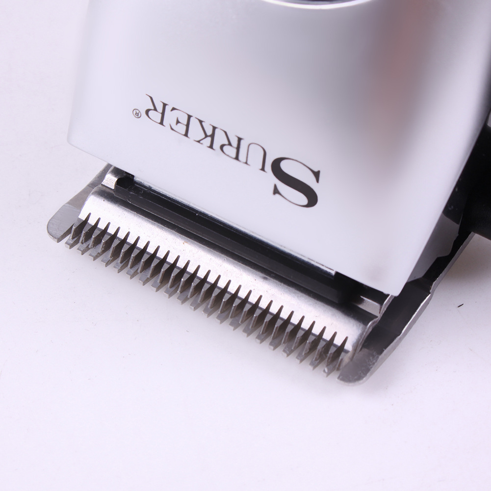 Adults Kids Universal Cutter Head Adjustable Universal Power Supply Plug With Line Hair Clipper